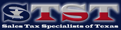 Sales Tax Specialists of Texas Logo